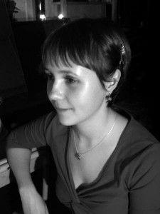 Выпускница школы, композитор А.Масловская