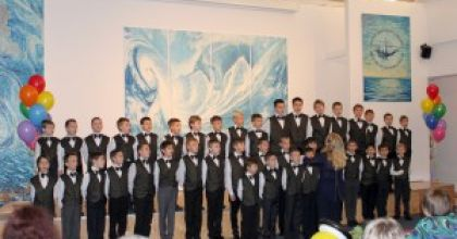 VIII Открытый детский музыкальный фестиваль-конкурс «Услышь нас, море!»
