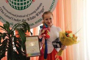Фантастическая победа Вероники Мартыненко — золотая медаль Дельфийских Игр!