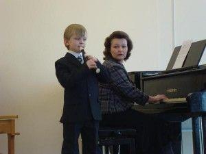 V Межшкольный конкурс «Первые шаги к успеху»