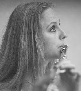 Выпускница школы Глиэра – солистка оркестра Военно-морского флота США
