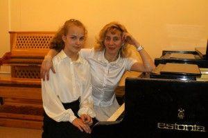 Дарья Мужецкая — участница фестиваля фонда Владимира Спивакова
