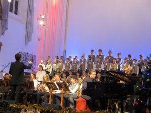 Рождественские концерты глиэровцев