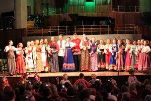 «Заряна» — Лауреат регионального этапа Всероссийского хорового фестиваля