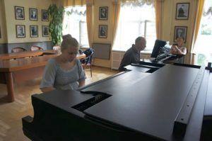 Глиэровцы на мастер-классах в Москве