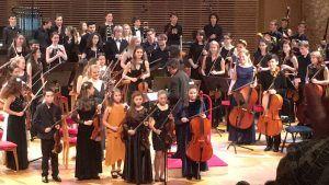 Глиэровцы в «оркестре будущего»