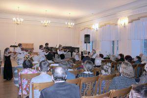 Вечер памяти Пушкина