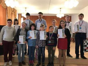 Поздравляем победителей и участников VI Областного конкурса исполнителей на духовых и ударных инструментах