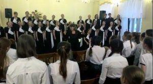 Творческая встреча хоровых коллективов