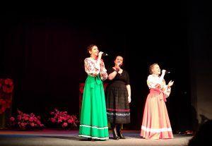 Сольный концерт Вероники Мартыненко и Валерии Сергиенко