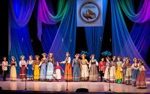 Уверенная победа фольклорного ансамбля «Заряна» в Суздале
