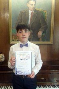 Глеб Бондарь завоевал Гран-При джазового конкурса