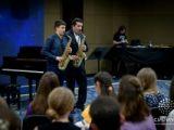 Бубнов Иван принял участие в мастер-классах в ОЦ «Сириус»
