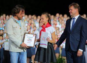 Поздравляем с победой в Конкурсе солистов Детского хора России!