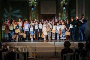Глиэровцы — лауреаты Международного детско-юношеского конкурса «Теремок»