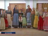 Глиэровцы на Всероссийском конкурсе исполнителей русской народной песни