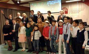 Концертная жизнь школы
