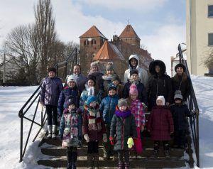 Глиэровские звездочки в Польше