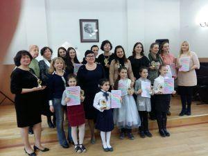 I Областной конкурс камерной вокальной музыки «Радуга»