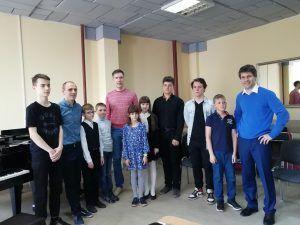 Мастер-класс Фёдорова И.П.