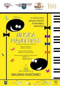 Блестящие победы пианистов-глиэровцев в Литве