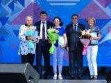 Надопта Н.Г. стала Лауреатом премии «Вдохновение»