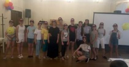 Глиэровский летний хоровой лагерь