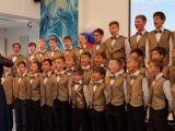 Хор мальчиков открыл День Андреевского флага в ММО